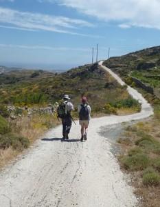 trekking art stress