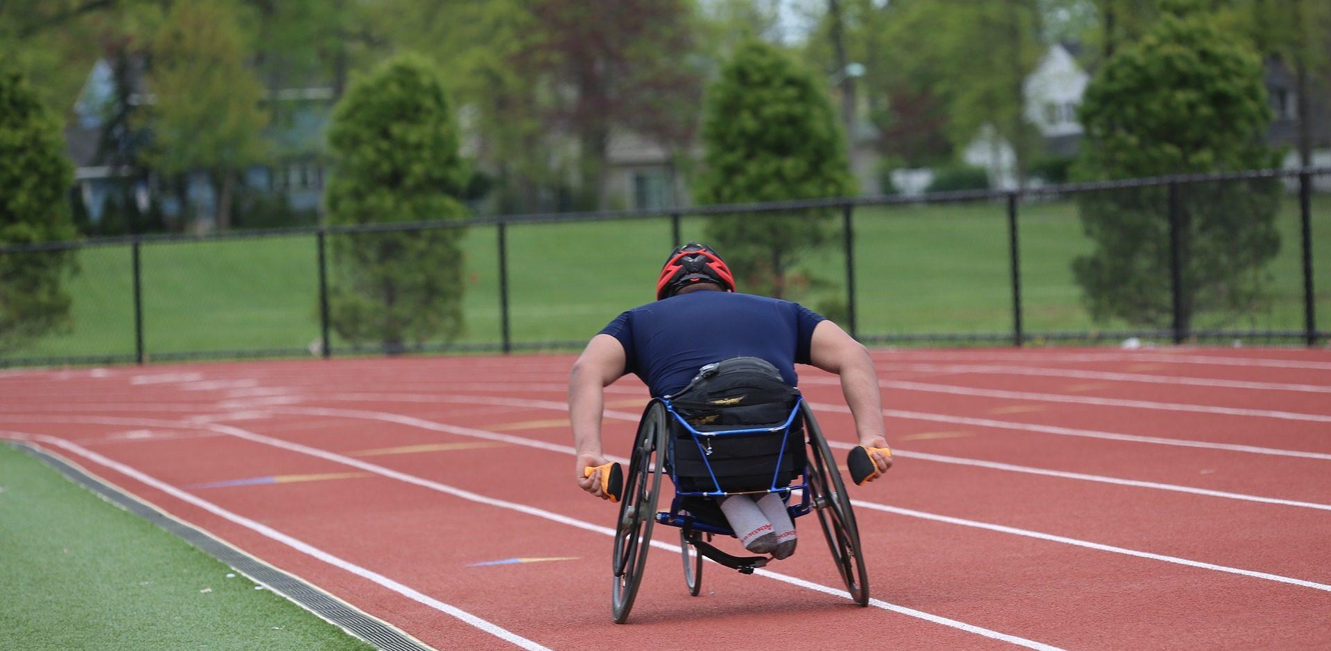 La respirazione nello sportivo con disabilità fisica